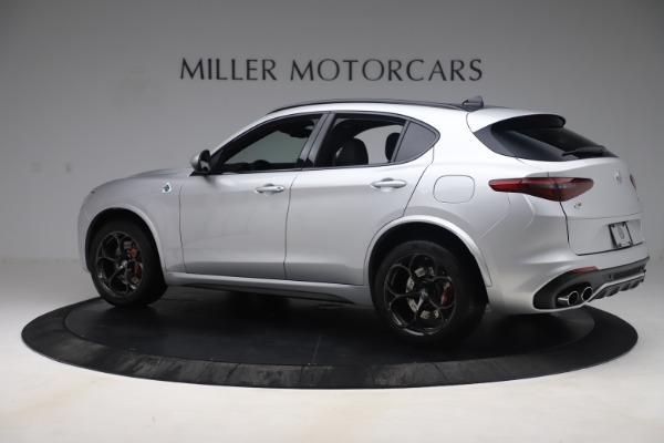 Used 2019 Alfa Romeo Stelvio Quadrifoglio for sale $68,900 at Maserati of Westport in Westport CT 06880 4