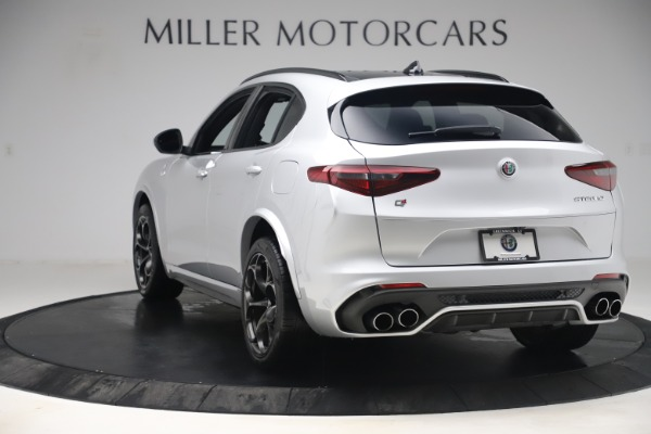 Used 2019 Alfa Romeo Stelvio Quadrifoglio for sale $68,900 at Maserati of Westport in Westport CT 06880 5