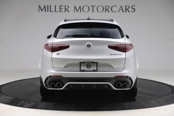 Used 2019 Alfa Romeo Stelvio Quadrifoglio for sale $68,900 at Maserati of Westport in Westport CT 06880 6