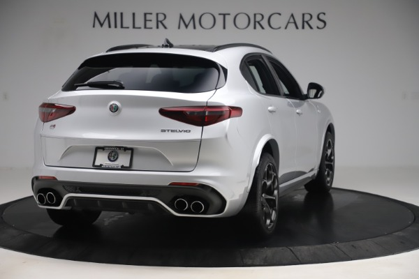 Used 2019 Alfa Romeo Stelvio Quadrifoglio for sale $68,900 at Maserati of Westport in Westport CT 06880 7
