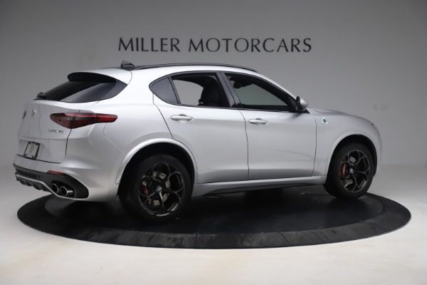 Used 2019 Alfa Romeo Stelvio Quadrifoglio for sale $68,900 at Maserati of Westport in Westport CT 06880 8