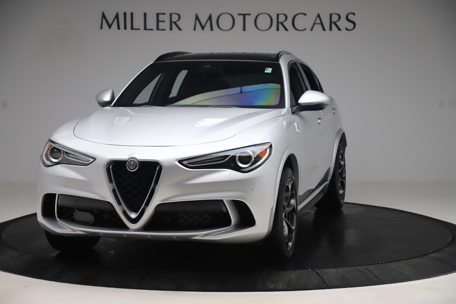 Used 2019 Alfa Romeo Stelvio Quadrifoglio for sale $68,900 at Maserati of Westport in Westport CT 06880 1