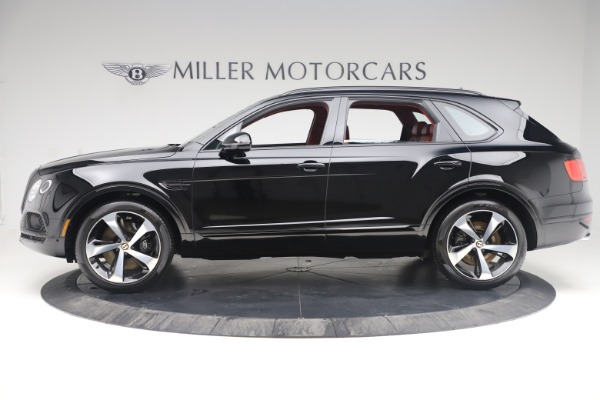 New 2020 Bentley Bentayga V8 for sale Call for price at Maserati of Westport in Westport CT 06880 3