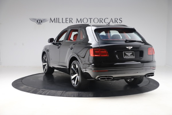 New 2020 Bentley Bentayga V8 for sale Call for price at Maserati of Westport in Westport CT 06880 5