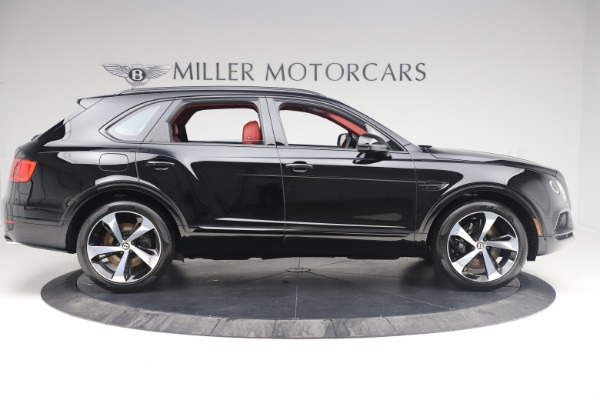 New 2020 Bentley Bentayga V8 for sale Call for price at Maserati of Westport in Westport CT 06880 9