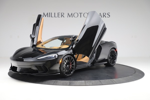 New 2020 McLaren GT Coupe for sale $245,975 at Maserati of Westport in Westport CT 06880 10