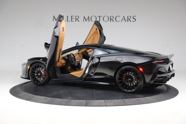 New 2020 McLaren GT Coupe for sale $245,975 at Maserati of Westport in Westport CT 06880 11