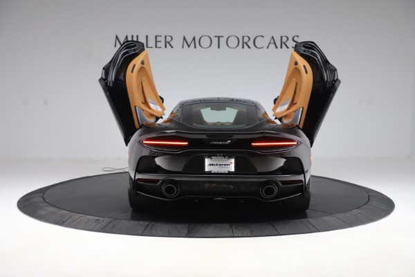 New 2020 McLaren GT Coupe for sale $245,975 at Maserati of Westport in Westport CT 06880 12