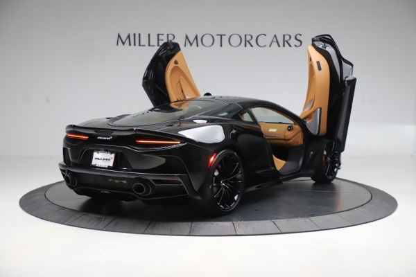 New 2020 McLaren GT Coupe for sale $245,975 at Maserati of Westport in Westport CT 06880 13