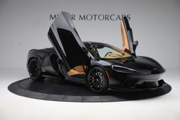 New 2020 McLaren GT Coupe for sale $245,975 at Maserati of Westport in Westport CT 06880 14