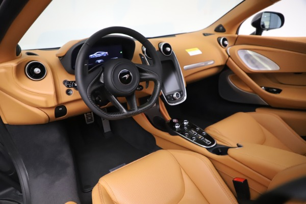 New 2020 McLaren GT Coupe for sale $245,975 at Maserati of Westport in Westport CT 06880 19