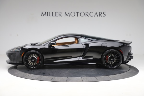 New 2020 McLaren GT Coupe for sale $245,975 at Maserati of Westport in Westport CT 06880 2