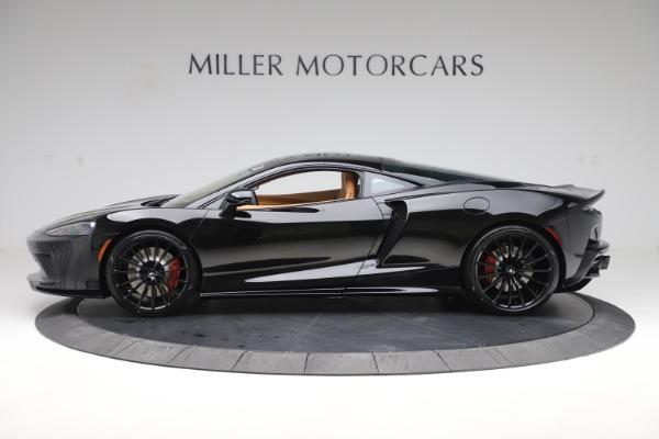 New 2020 McLaren GT Luxe for sale Call for price at Maserati of Westport in Westport CT 06880 2