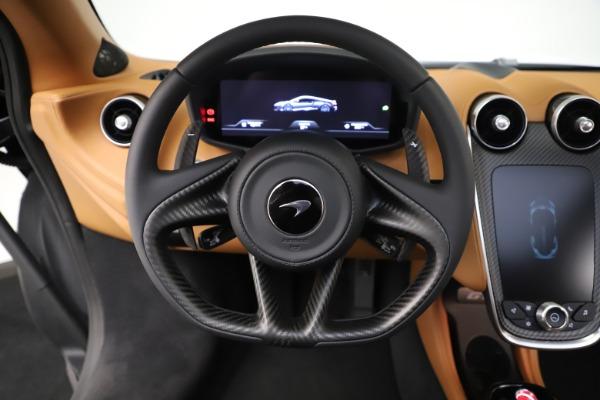 New 2020 McLaren GT Luxe for sale Call for price at Maserati of Westport in Westport CT 06880 23