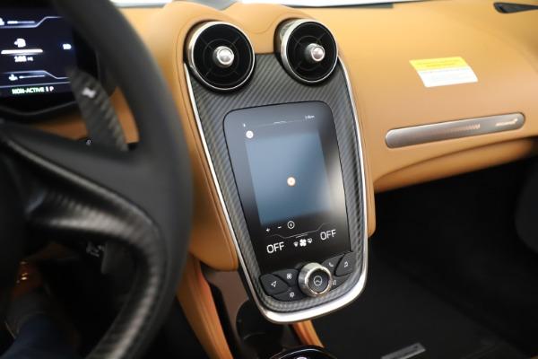 New 2020 McLaren GT Luxe for sale Call for price at Maserati of Westport in Westport CT 06880 25
