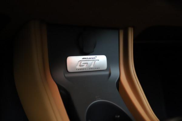 New 2020 McLaren GT Luxe for sale Call for price at Maserati of Westport in Westport CT 06880 28