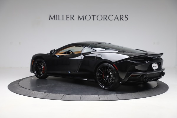 New 2020 McLaren GT Coupe for sale $245,975 at Maserati of Westport in Westport CT 06880 3