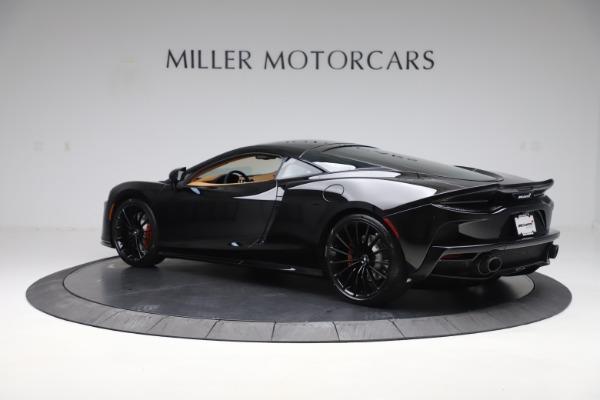 New 2020 McLaren GT Luxe for sale Call for price at Maserati of Westport in Westport CT 06880 3