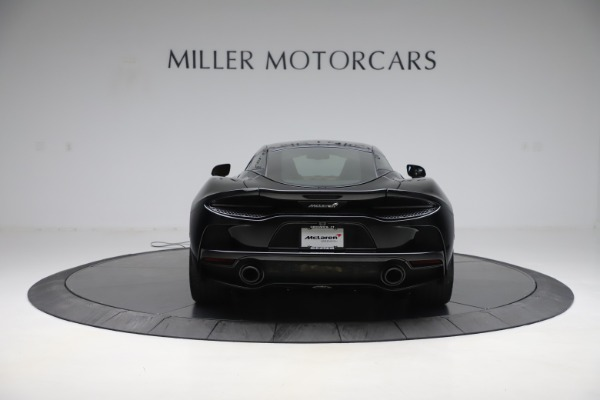 New 2020 McLaren GT Coupe for sale $245,975 at Maserati of Westport in Westport CT 06880 4