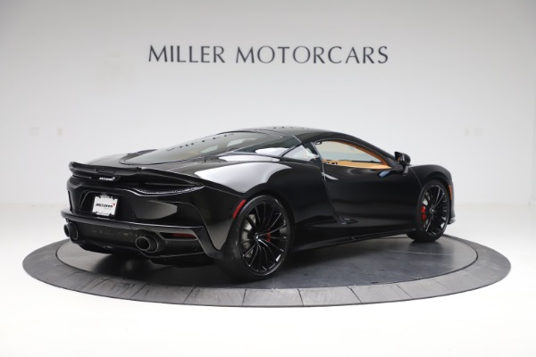 New 2020 McLaren GT Coupe for sale $245,975 at Maserati of Westport in Westport CT 06880 5