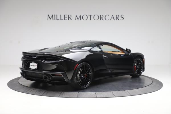 New 2020 McLaren GT Luxe for sale Call for price at Maserati of Westport in Westport CT 06880 5