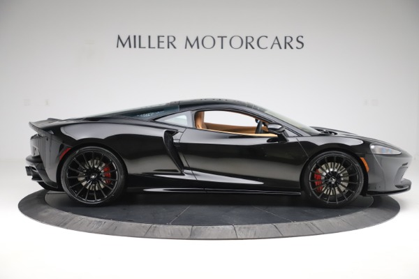 New 2020 McLaren GT Coupe for sale $245,975 at Maserati of Westport in Westport CT 06880 6