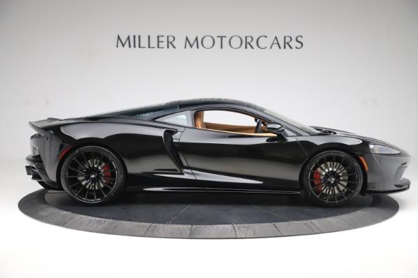 New 2020 McLaren GT Luxe for sale Call for price at Maserati of Westport in Westport CT 06880 6