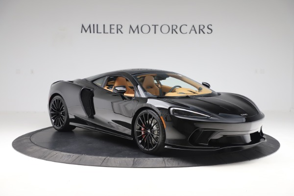 New 2020 McLaren GT Coupe for sale $245,975 at Maserati of Westport in Westport CT 06880 7