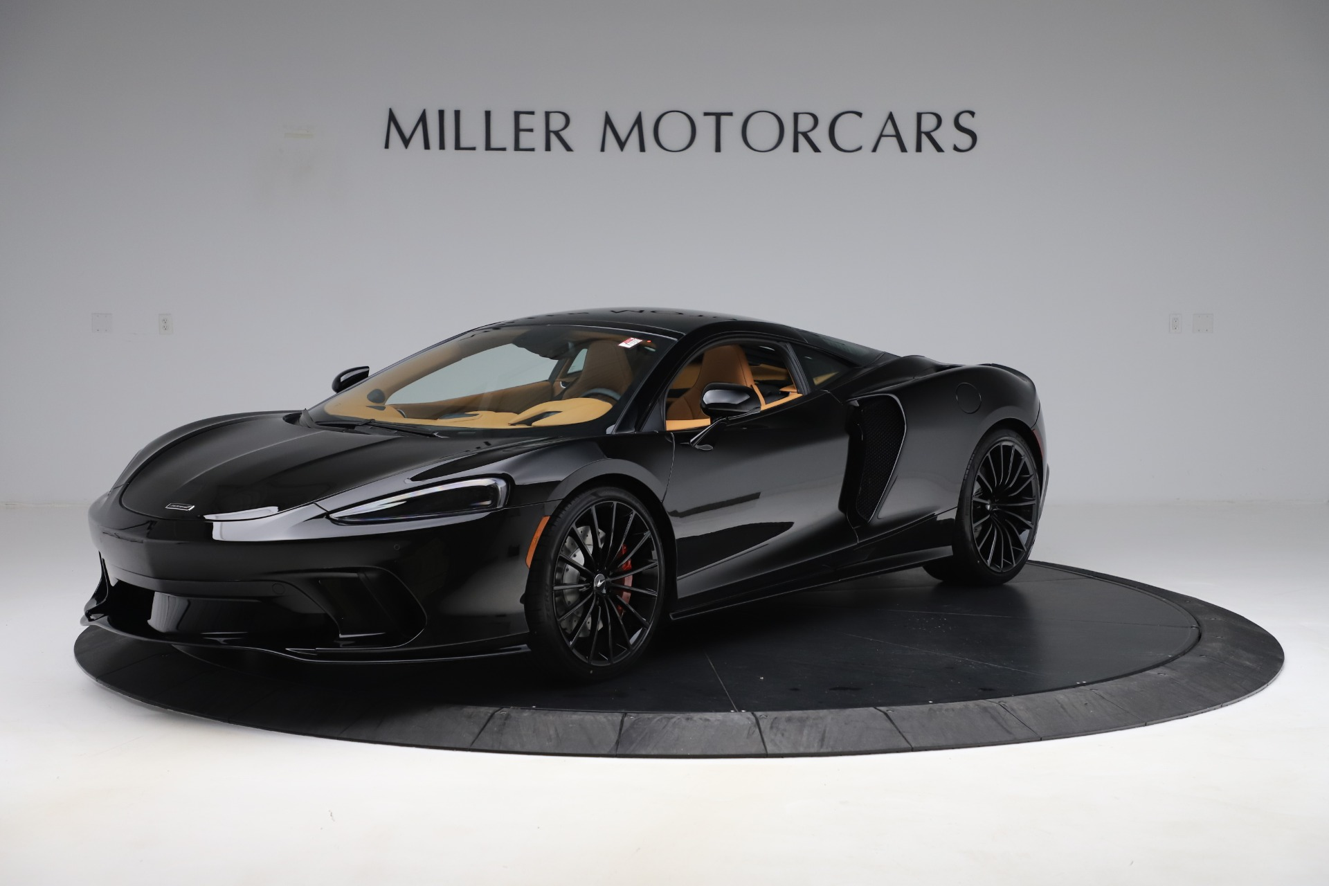New 2020 McLaren GT Coupe for sale $245,975 at Maserati of Westport in Westport CT 06880 1