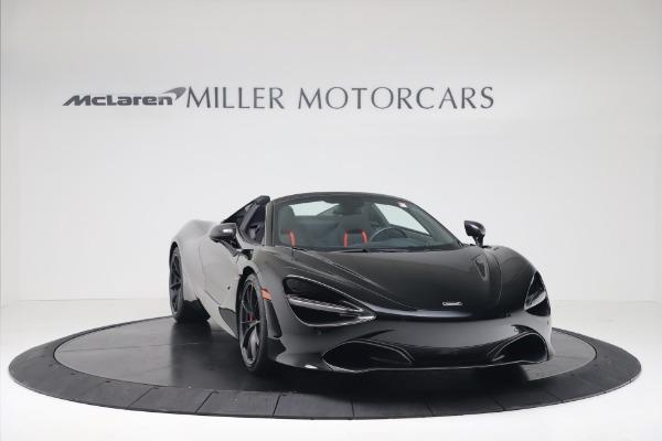 New 2020 McLaren 720S Spider Convertible for sale $383,090 at Maserati of Westport in Westport CT 06880 10