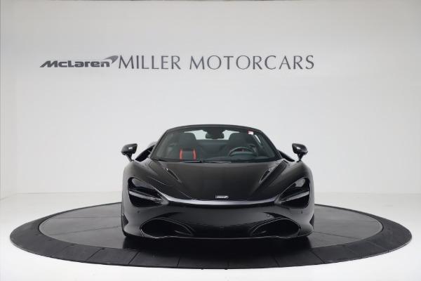 New 2020 McLaren 720S Spider Convertible for sale $383,090 at Maserati of Westport in Westport CT 06880 11