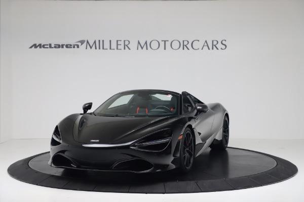 New 2020 McLaren 720S Spider Convertible for sale $383,090 at Maserati of Westport in Westport CT 06880 12