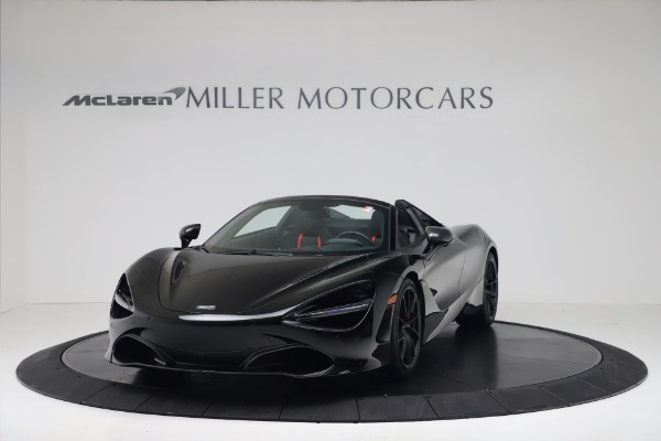Used 2020 McLaren 720S Spider for sale $349,900 at Maserati of Westport in Westport CT 06880 12