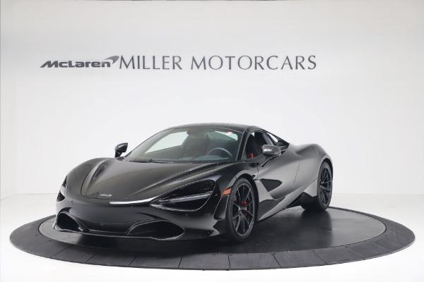 New 2020 McLaren 720S Spider Convertible for sale $383,090 at Maserati of Westport in Westport CT 06880 13