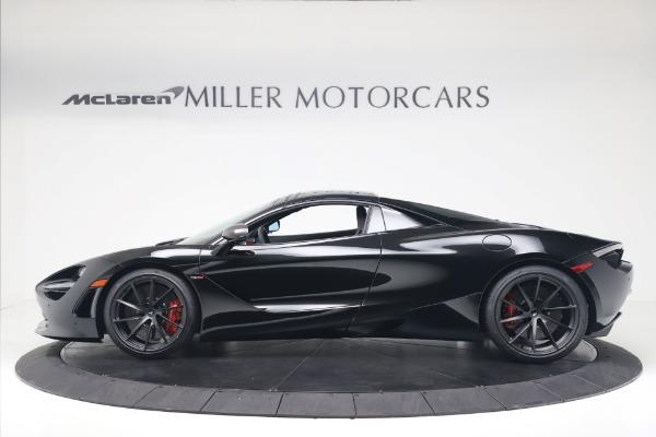 New 2020 McLaren 720S Spider Convertible for sale $383,090 at Maserati of Westport in Westport CT 06880 14