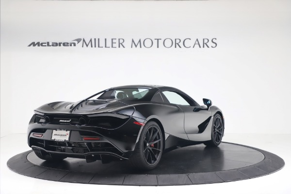 New 2020 McLaren 720S Spider Convertible for sale $383,090 at Maserati of Westport in Westport CT 06880 16