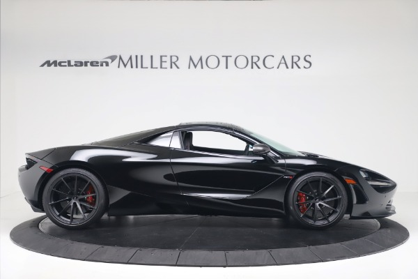New 2020 McLaren 720S Spider Convertible for sale $383,090 at Maserati of Westport in Westport CT 06880 17