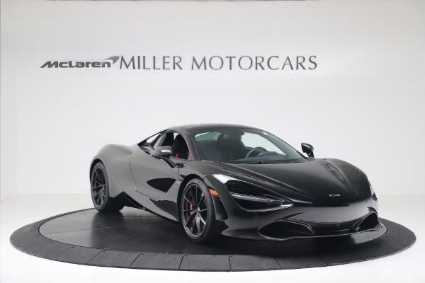 New 2020 McLaren 720S Spider Convertible for sale $383,090 at Maserati of Westport in Westport CT 06880 18