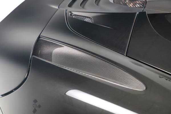 New 2020 McLaren 720S Spider Convertible for sale $383,090 at Maserati of Westport in Westport CT 06880 21