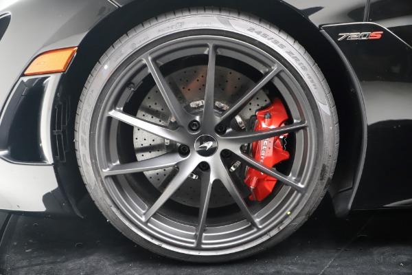 New 2020 McLaren 720S Spider Convertible for sale $383,090 at Maserati of Westport in Westport CT 06880 22