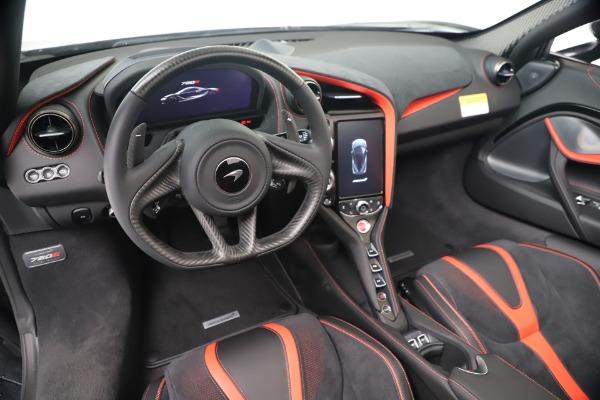 New 2020 McLaren 720S Spider Convertible for sale $383,090 at Maserati of Westport in Westport CT 06880 23