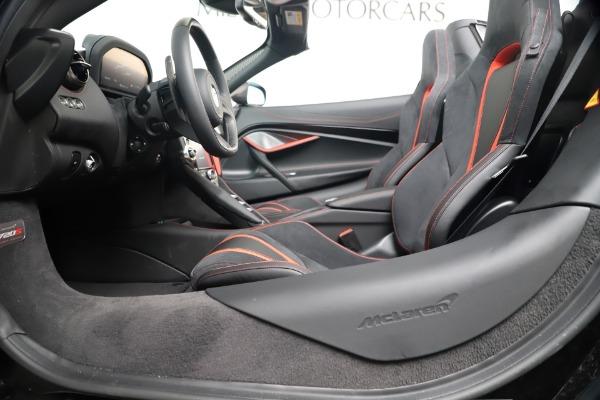New 2020 McLaren 720S Spider Convertible for sale $383,090 at Maserati of Westport in Westport CT 06880 24