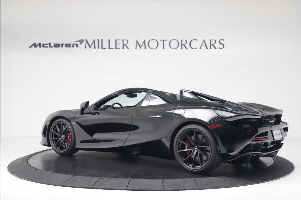 New 2020 McLaren 720S Spider Convertible for sale $383,090 at Maserati of Westport in Westport CT 06880 3