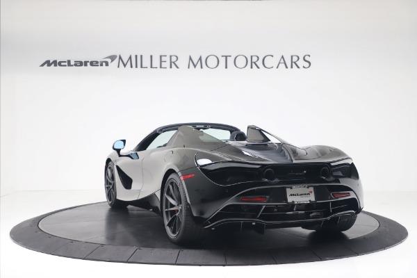 New 2020 McLaren 720S Spider Convertible for sale $383,090 at Maserati of Westport in Westport CT 06880 4