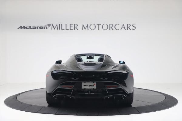 New 2020 McLaren 720S Spider Convertible for sale $383,090 at Maserati of Westport in Westport CT 06880 5