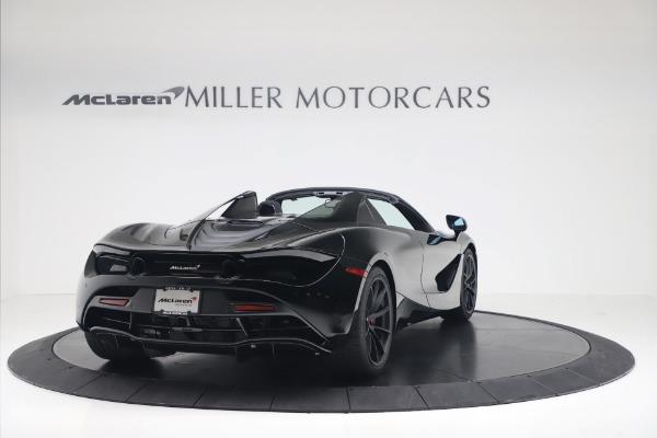New 2020 McLaren 720S Spider Convertible for sale $383,090 at Maserati of Westport in Westport CT 06880 6