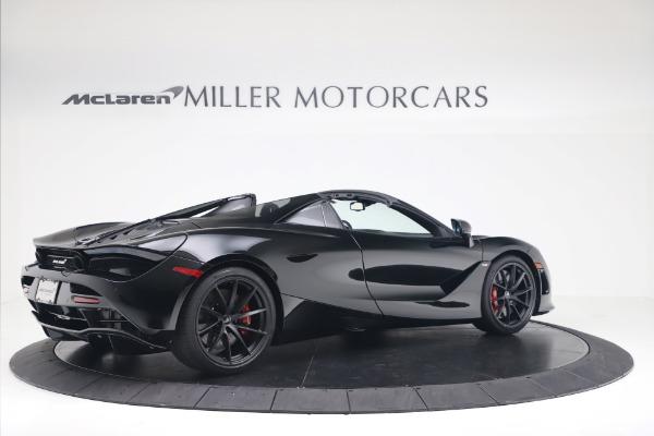 New 2020 McLaren 720S Spider Convertible for sale $383,090 at Maserati of Westport in Westport CT 06880 7