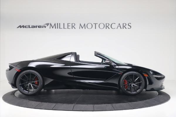 New 2020 McLaren 720S Spider Convertible for sale $383,090 at Maserati of Westport in Westport CT 06880 8