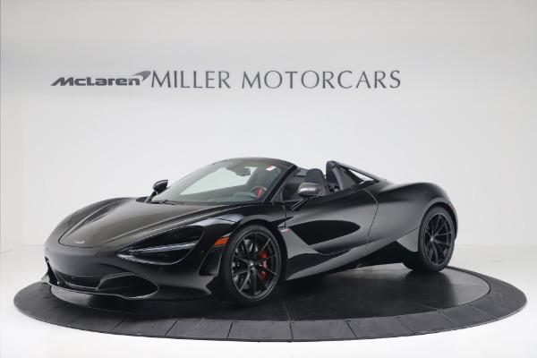 Used 2020 McLaren 720S Spider for sale $349,900 at Maserati of Westport in Westport CT 06880 1