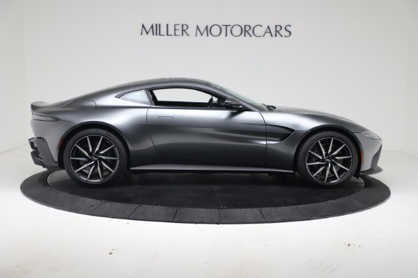 New 2020 Aston Martin Vantage Coupe for sale Sold at Maserati of Westport in Westport CT 06880 10